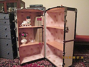 wardrobe trunk - Wardrobe Trunk